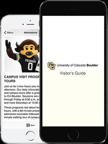 Visit CU App