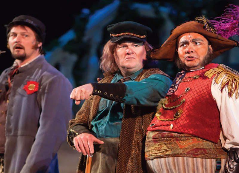 Colorado Shakespeare Festival actors